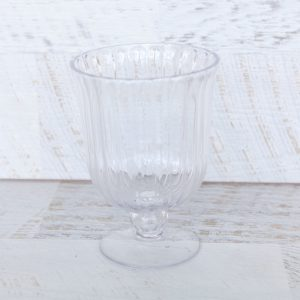 Hurricane Footed Vase
