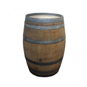 Timber Barrel