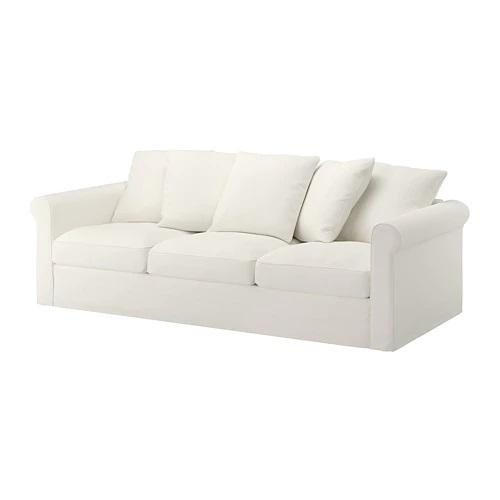 white-fabric-sofa