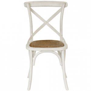 White Hampton Chair